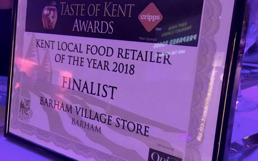 Taste of Kent Awards 2018